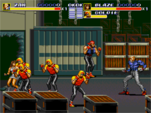 Streets of Rage 3 Characters - Giant Bomb  |Streets Of Rage 3 Zan