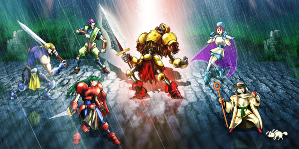 Guardian Heroes for XBLA